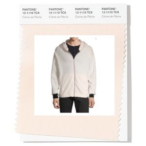 Russell Park-Raglan Faux Shearling Jacket XL